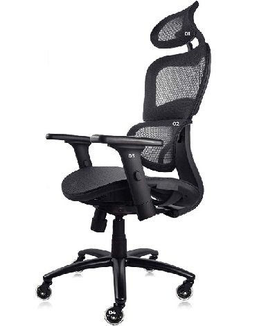 Best Ergonomic Office Chairs For Scoliosis In 2020 Good Posture Hq